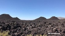 How astronauts used a huge lava field in Idaho to prepare for lunar exploration