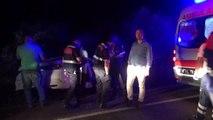 Bursa'da otomobille hafif ticari araç çarpıştı: 1 ölü, 2 yaralı