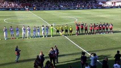 Retour sur la rencontre entre le RC Celta et les Dogues (1-0).