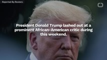 Trump To Black Critic: Clean Up 'Disgusting, Rodent Infested' District