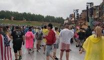 Tomorrowland sous la pluie pour son deuxième week-end 2019