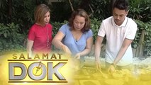 Michelle Moreno shows how to make no bake cheesecake | Salamat Dok