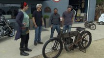 American Pickers: Mike Revives a 1911 Harley Davidson