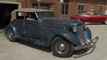 American Pickers: Driving a 1930s Convertible Back Home