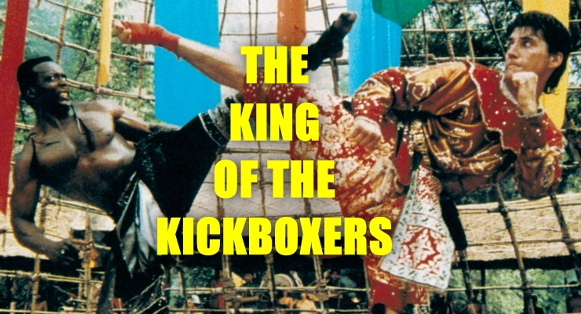 The king of the Kickboxers (Türkçe Dublaj)