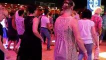 Rock acrobatique et danse country : le battle !