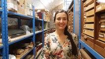 Besançon : Apolline Lefort, conservatrice du musée d'histoire naturelle à la Citadelle