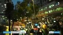 Hong Kong : bras de fer sans relâche