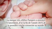 Pampers annonce sa première couche connectée… Mais nos bébés en avaient-ils besoin ?