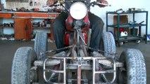 Baba yadigarı motosikletle hayalleri gerçeğe döndü - BURDUR