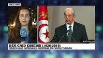 Lilia Blaise, correspondante de France 24 en Tunisie
