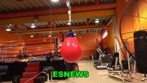 Gervonta Davis - Ari Arrive At The Gym In Baltimore EsNews Boxing
