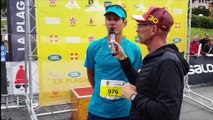 Trail/6000 D à Aime La Plagne : Martin Kern : « J'ai tenu »