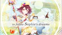 Atelier Sophie: The Alchemist of the Mysterious Book - Trailer d'annonce