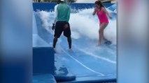 Epic fail en surf