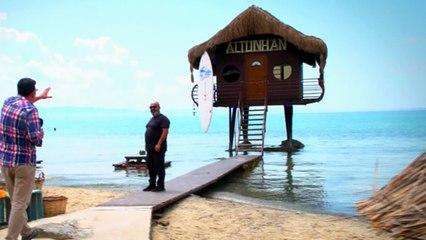 Maldivler Mimarisinde Hobi Evi