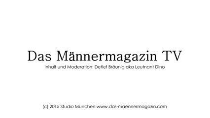 Das Männermagazin TV, Folge 17, SWR-Sommerinterview mit Leutnant Dino