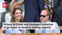 It's Prince William VS Duchess Catherine In Sailing