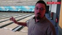 VIDEO. Dans les coulisses du bowling de Buxerolles