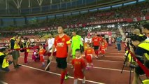 Wuhan Zall and Shanghai SIPG draw 1-1 in the Chinese Super League