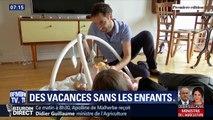 C'est les vacances ! : Des vacances sans les enfants - 30/07