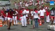 Force Basque aux Fêtes de Bayonne
