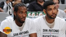 Kawhi Leonard might have something to do with Tim Duncan rejoining Spurs as assistant - High Noon