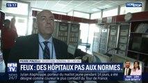 L'hôpital de la Timone à Marseille présente de graves carences en matière de sécurité incendie, selon un rapport
