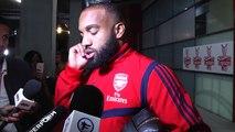 Arsenal : Alexandre Lacazette donne de ses nouvelles