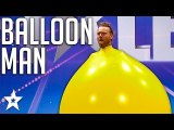 Is this the Strangest Audition Ever?- - Denmark's Got Talent 2018