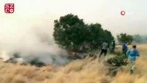 Mardin'de 3 mahalle yangından etkilendi!