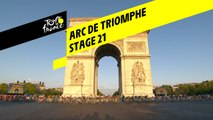 Arc de Triomphe - Étape 21 / Stage 21 - Tour de France 2019