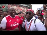 Arsenal 1- 2 Lyon | Why Are Fans Booing Mustafi? (Kelechi)