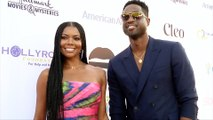 "Gabrielle Union and Dwyane Wade ""HollyRod Foundation's 21st Annual DesignCare Gala"" Red Carpet"