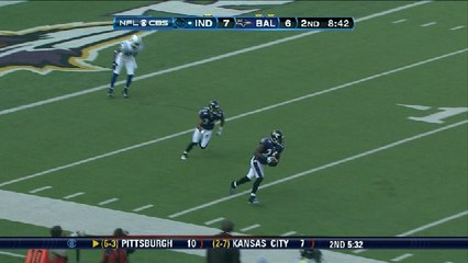 Watch: Billick's favorite play from Ed Reed's career