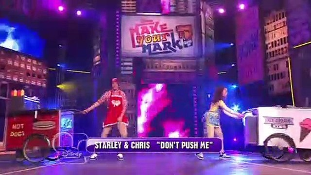 Shake It Up Make Your Mark Dance Off part 2/2
