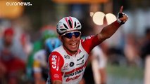 Egan Bernal becomes first Colombian to win the Tour de France in Paris