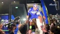 Tour de France 2019 - La joie de Julian Alaphilippe sur les Champs Élysées !