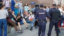 """Manifestations à Moscou : """"C'est une surprise qu'autant de manifestants soient venus"""" (opposition)"""