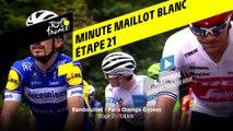 La minute Maillot Blanc Krys - Étape 21 - Tour de France 2019