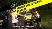 La minute Maillot à pois Leclerc - Étape 21 - Tour de France 2019