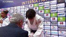 Zagreb Judo Grand Prix: Turnuvanın son gününde Gürcü judokalar zirvede yer aldı