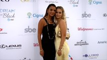 "Eva LaRue, Kaya McKenna Callahan ""HollyRod Foundation's 21st Annual DesignCare Gala"" Red Carpet"