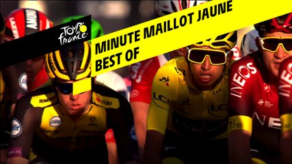 Best of Maillot Jaune LCL / LCL Yellow jersey Best of - Tour de France 2019