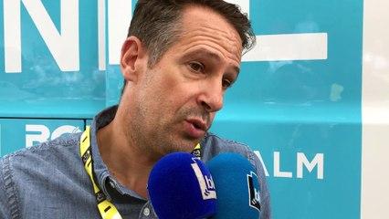 """""""Romain Bardet a souffert sur ce Tour"""""""