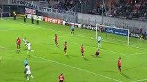 22/09/10 : Jirès Kembo (4') : Guingamp - Rennes (3-1)