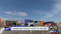 Loop 202 extension to open by end of year