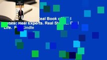 Full E-book  The Real Book of Real Estate  Real Experts  Real Stories  Real Life   For Kindle