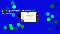 [READ] Outliers: The Story of Success