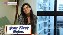 Elnaaz Norouzi REVEALS Her First Job, First Crush, First Movie ,  Sacred Games 2